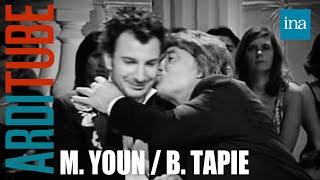 Michaël Youn et la giffle der Bernard Tapie | Archive INA