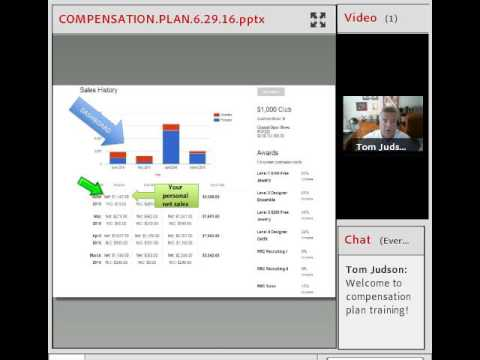 Pacific Region Compensation Plan training