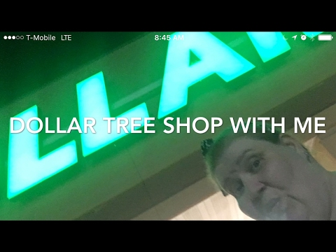 Dollar Tree Shop With Me April 11, 2017