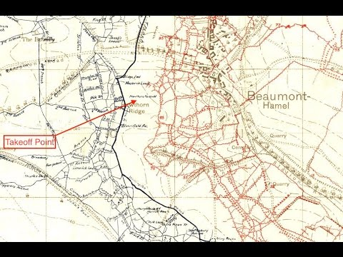 From The Air - The Somme 2