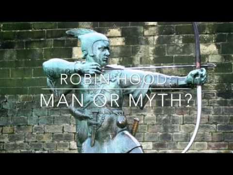 robin hood man or myth