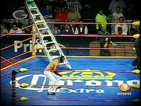 Jack Evans vs Extreme Tiger vs Teddy Hart vs Rocky Romero vs Sugi, 2009/09/26 [AAA Cruiserweight]
