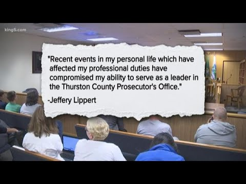 Thurston County Chief Prosecutor resigns over personal 'events' affecting  professional duties