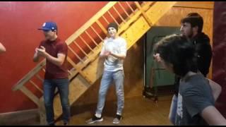 Чеченцы танцует в Германии(Х1арассс., 2017-02-11T02:16:03.000Z)