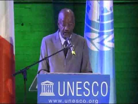 Getachew Engida Deputy Director-General of UNESCO