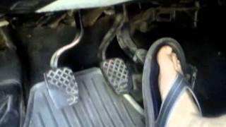 видео AUDI 80 - плавают обороты двигателя