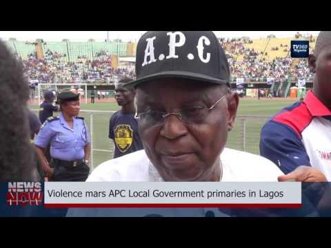 Violence mars APC Local Government primaries in Lagos