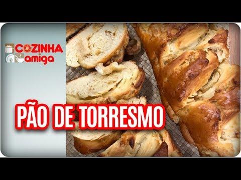 Pão De Torresmo - Gabriel Barone | Cozinha Amiga (06/02/17)