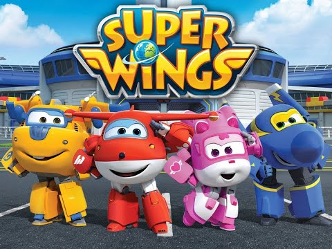 Super Wings T3 Ep1 - PT/PT #SuperWings  #CanalKid