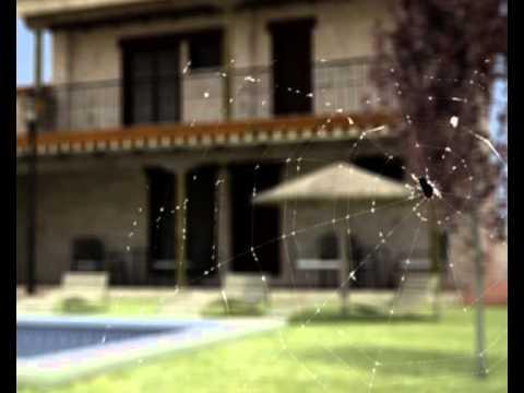 Casa rural la toscana en 3d youtube for La casa toscana tradizionale