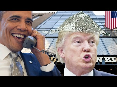 President Trump says Obama spied on him, Congress set to investigate Twitter claims - TomoNews