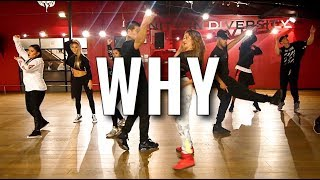 Sabrina Carpenter - Why | Alyson Stoner & Kai Lin Choreography