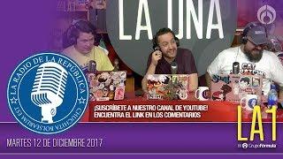 #LA1 - No hay Pex, Pemex - La Radio de la República - @ChumelTorres