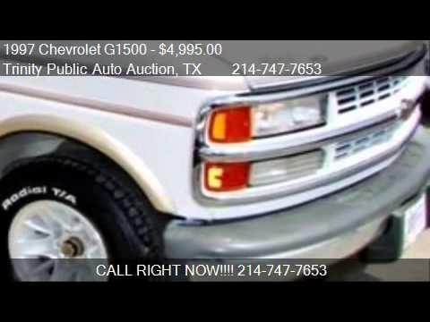 1997 Chevrolet G1500 - for sale in Dallas, TX 75208