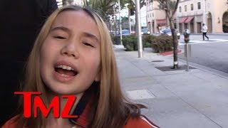 Lil Tay Says Danielle Bregoli's A Clout Chaser, Drops Mama Joke On TMZ Photog   TMZ