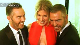 Dsquared2 Store Opening at Paris Fashion Week with Hofit Golan | FashionTV - FTV