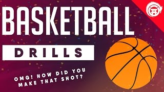 Overwatch Basketball Drills | Tutorial for basketballs - 'SECRET techniques' April fools 2017 OwDojo