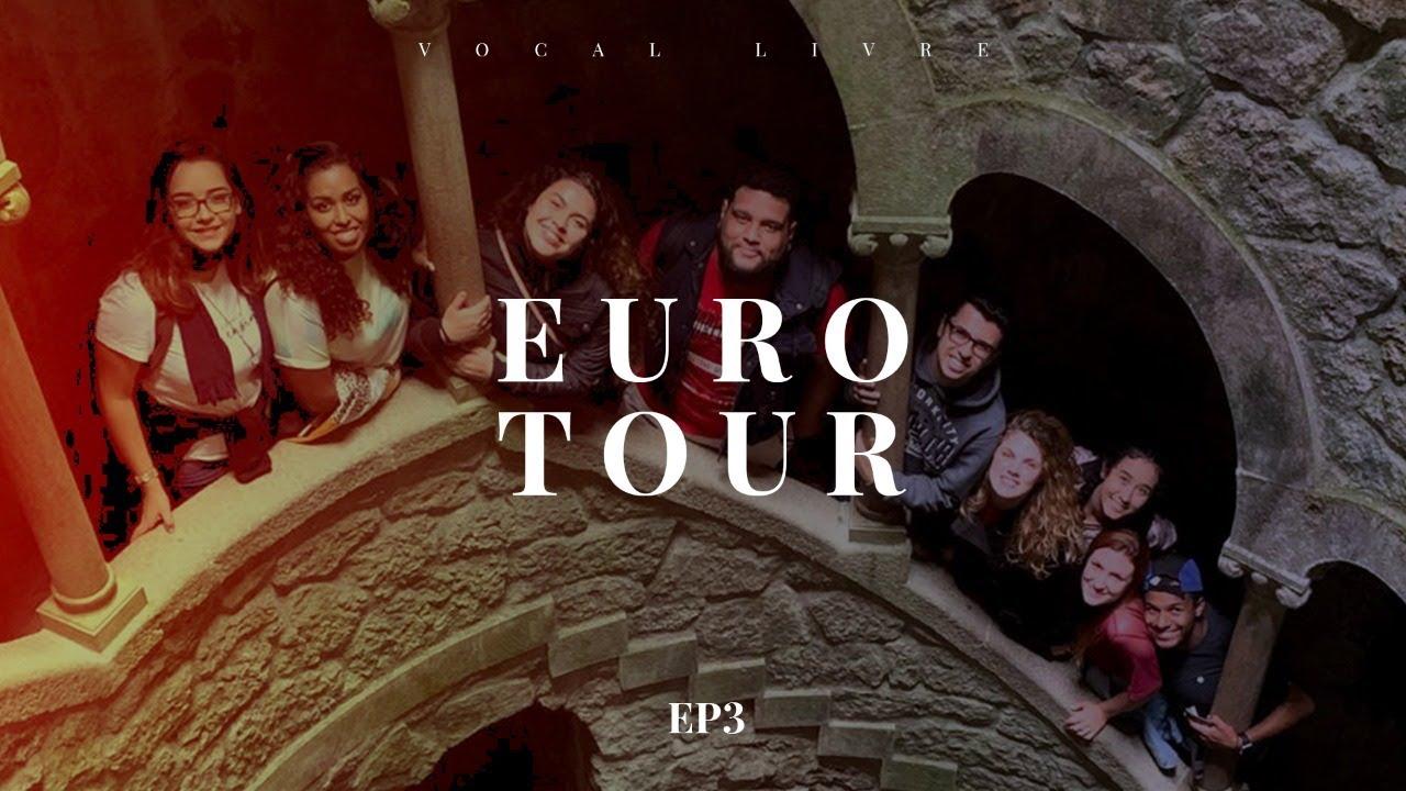Vlog Europa Tour | Vocal Livre | EP3 (Lisboa)