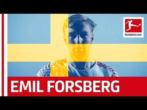 Ibrahimovic's Heir To The Swedish Throne? - RB Leipzig Star Emil Forsberg At The World Cup 2018