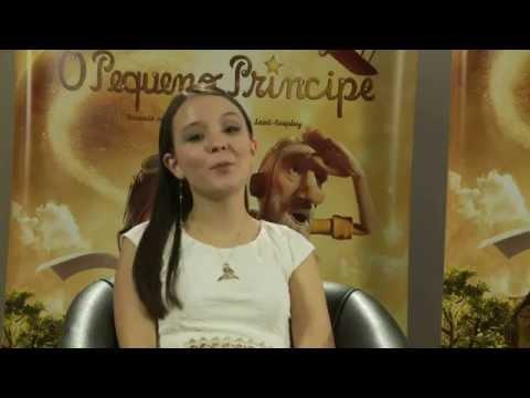 Larissa Manoela convida para O Pequeno Príncipe 3D
