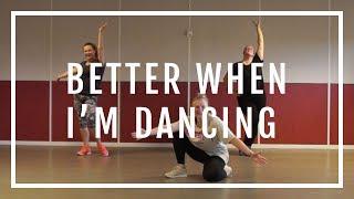 Better When I'm Dancing - Meghan Trainor | Dance Fitness