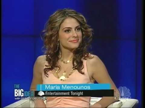 Maria Menounos Interview 2004-10-24