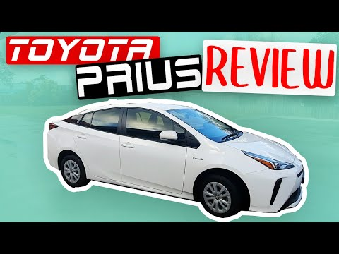 2020 Toyota Prius Review || 1200km on a tank, and ACTUALLY FUN??!!
