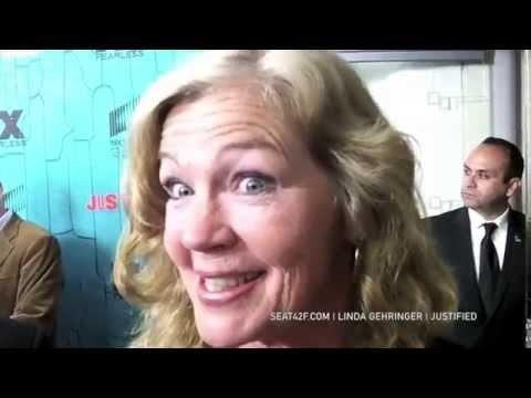 Linda Gehringer JUSTIFIED