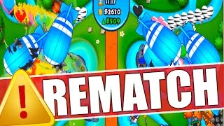 BTD Battles - Rematch rematch rematch!