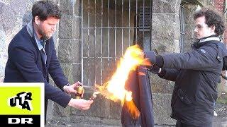 Den brændende trøje – FAKE ELLER ÆGTE? | Skyldig | Ultra