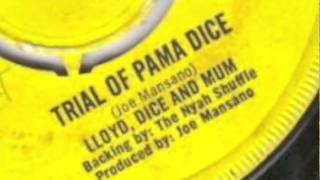 Trial Of Pama Dice - Lloyd Price & Mum