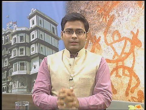 """DD News- """"Charcha Main"""" by Aditya Shrivastava on Judiciary system in MP"""