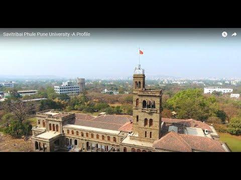 Savitribai Phule Pune University -A Profile