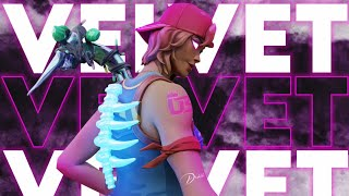 VELVET🎻|THIS IS WHY I AM THE LEADER OF UNIT3|FORTNITE MONTAGE
