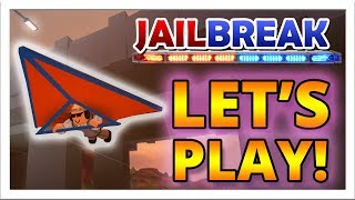 🔴 JOIN IN SOME JAILBREAK VIP SERVER ROBLOX FUN!! :: Grind for Heli and glider :: GamerBoyJJM!!