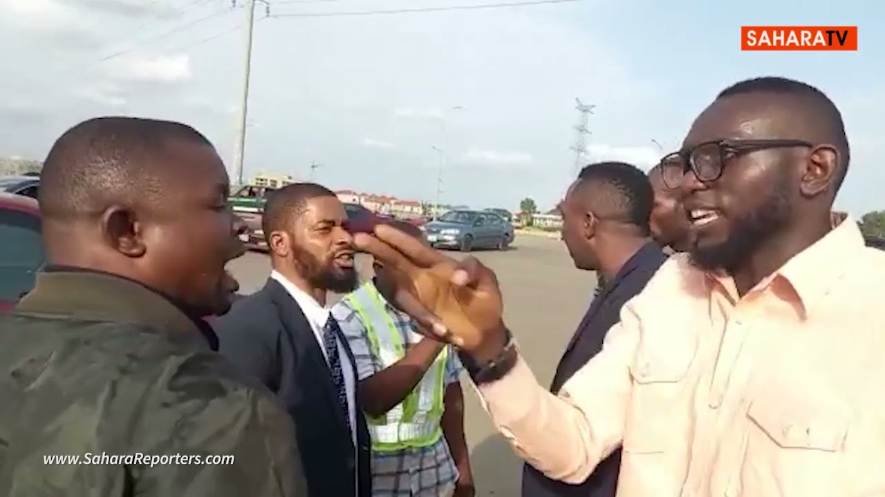Police Harassed Sowore, Adeyanju After Meeting With Enenche Over Arrest Of #BuhariMustGo Activists