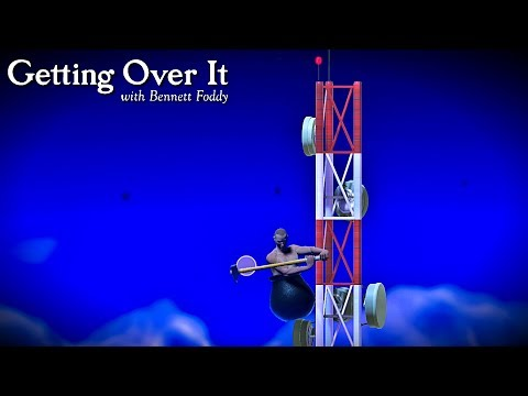 SNAKE RIDE | Getting Over It #4 [FINALE]