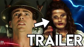 The Flash 6x01 Trailer Theory - Nora Allen is *SPOILER* & Godspeed RETURNS!
