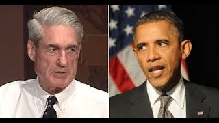 BREAKING! MUELLER JUST ACCIDENTALLY BUSTED OBAMA!