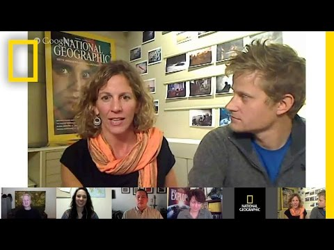 Hangout: Explore Our Changing World | National Geographic