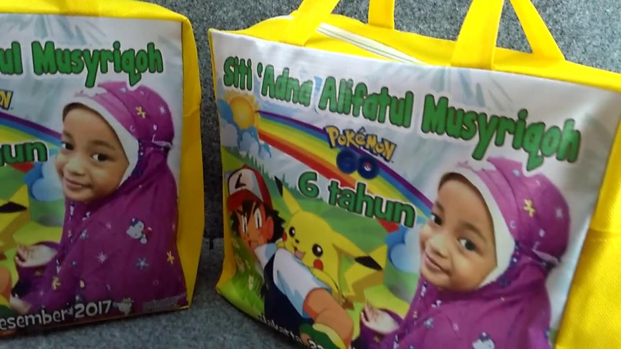 WA : 087 833 602 517 Tas ultah, tas souvenir ulang tahun ...