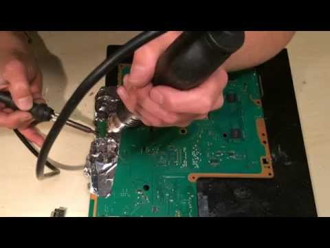 playstation 3 hdmi connector reparatie