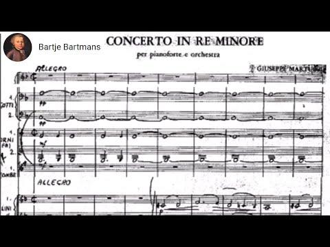 Giuseppe Martucci - Piano Concerto No. 1 Op. 40 (1878)