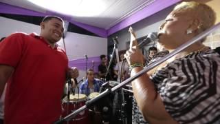 Josimar y Lucia De La Cruz Cantando Música Criolla CUMPLE D...