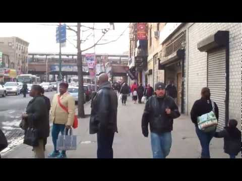 El Barrio, Harlem, New York 2011