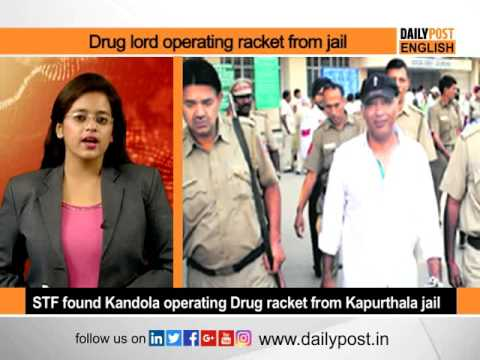 Drug lord operating racket from jail, voice call recordings traced