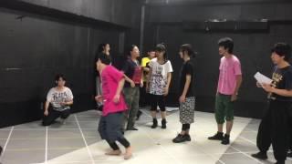 夏ラン稽古場風景「顎イジります。」 マキノノゾミ 検索動画 29