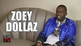 Zoey Dollaz Says He's 25 Days Clean (Part 4)