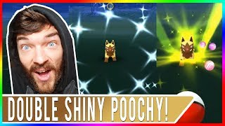 2 IN A ROW SHINY POOCHYENA CAUGHT! Pokemon GO Battle Showdown Event Ending Soon!
