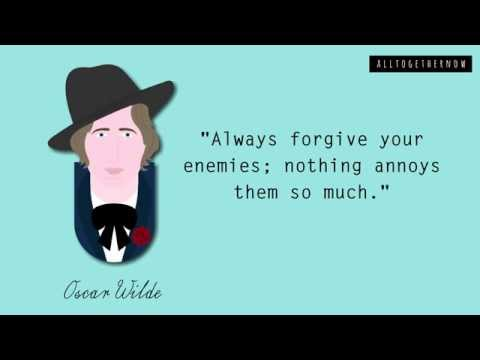 Best Cynical and Funny Oscar Wilde Quotes